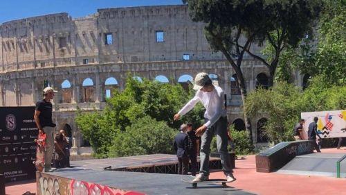 Roma si candida per ospitare i mondiali di skateboard 2022