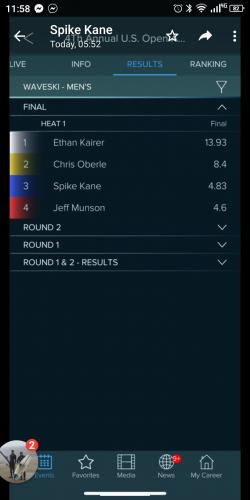 'Sponge' Williams takes win at US Adaptive Open